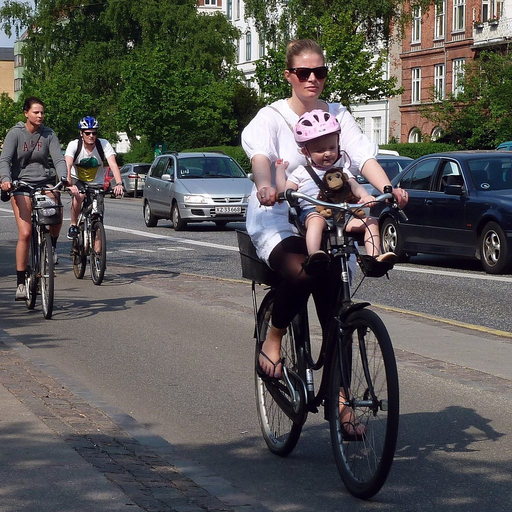 How to Go Cycling With Kids