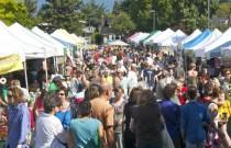 Freshen-Up Your Sunday: Local Food at the Kitsilano Farmers Market