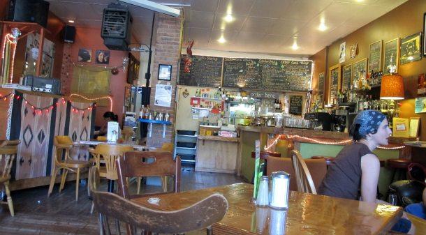 Vancouver restaurant Rhizome Cafe