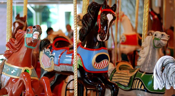 carousel feature