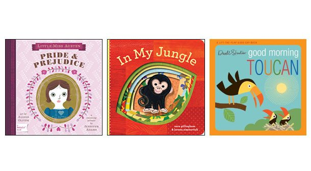 Board Books for Toddlers - Book Review