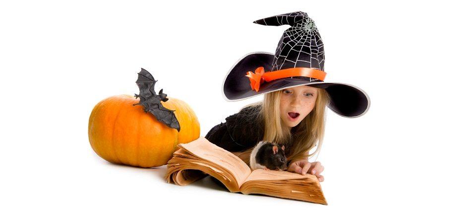 Halloween Literacy Tips