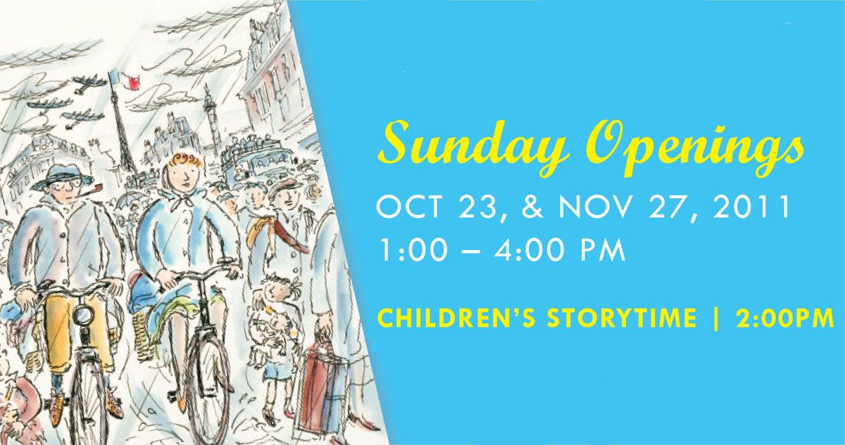 Vancouver Holocaust Education Centre Storytime Curious George