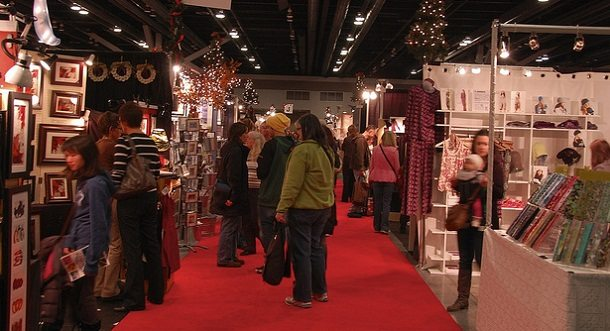 Craft Show, Circle Craft Christmas Market, Ticket Giveaway