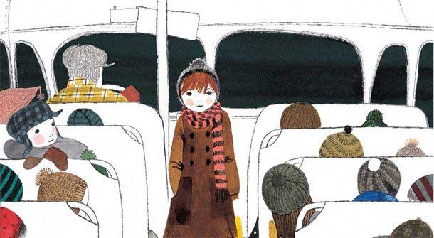 Julie Morstad Vancouver artist children's book illustrator