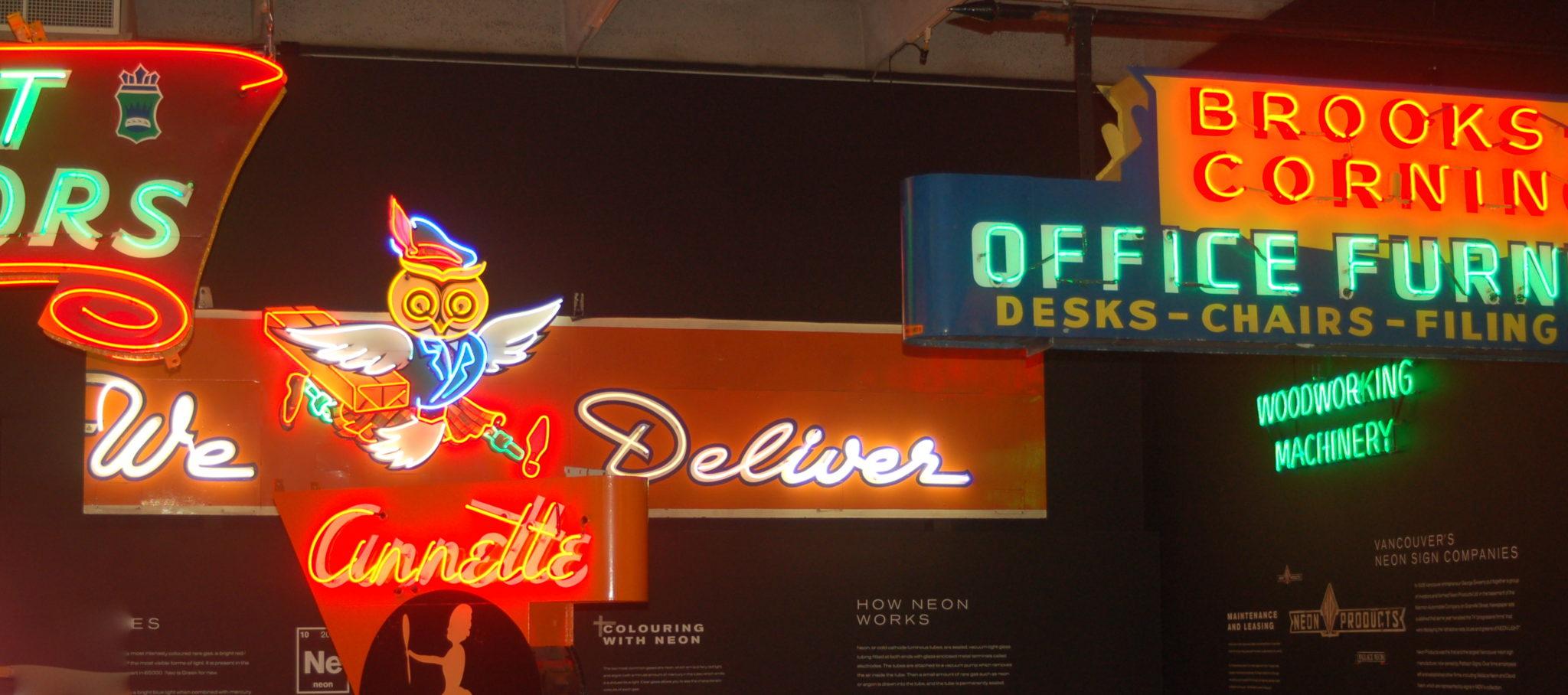 exhibit Museum of Vancouver MOV