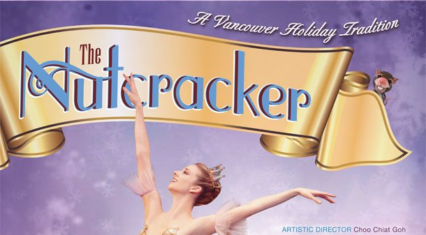 giveaway the nutcracker what to do in vancouver