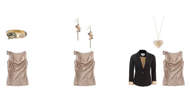holiday style one top three ways