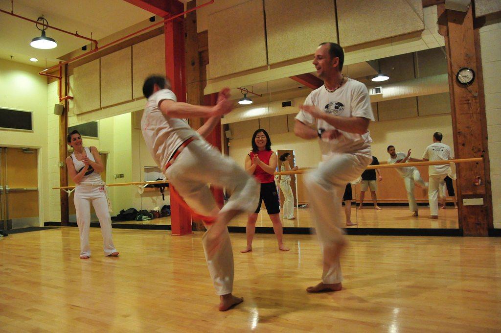 vancouver martial arts class abada capoeira
