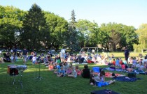 What to do in Vancouver: Douglas Park Free Concert Series
