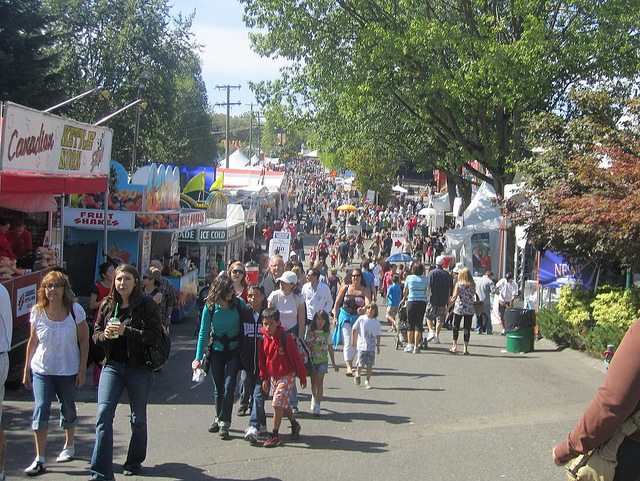 what to do in vancouver the PNE