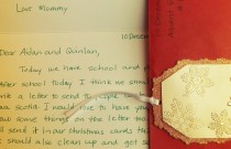 Holiday Traditions: Advent Letters
