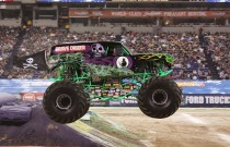 What to do in Vancouver: Monster Jam