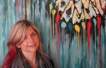 Redefining Mom: Painter, Martial Artist and Mother Kimberly Blackstock