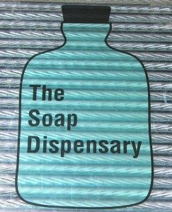 where to shop in vancouver Soap Dispensary Logo