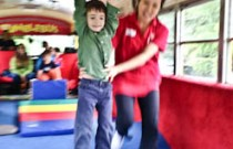Birthday Party at Your Door: The Metro Vancouver Tumblebus