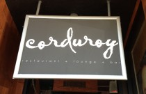 Where to Eat in Vancouver: Kid-Friendly Corduroy in Kitsilano