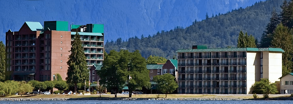 weekend getaway Harrison Hot Springs Resort