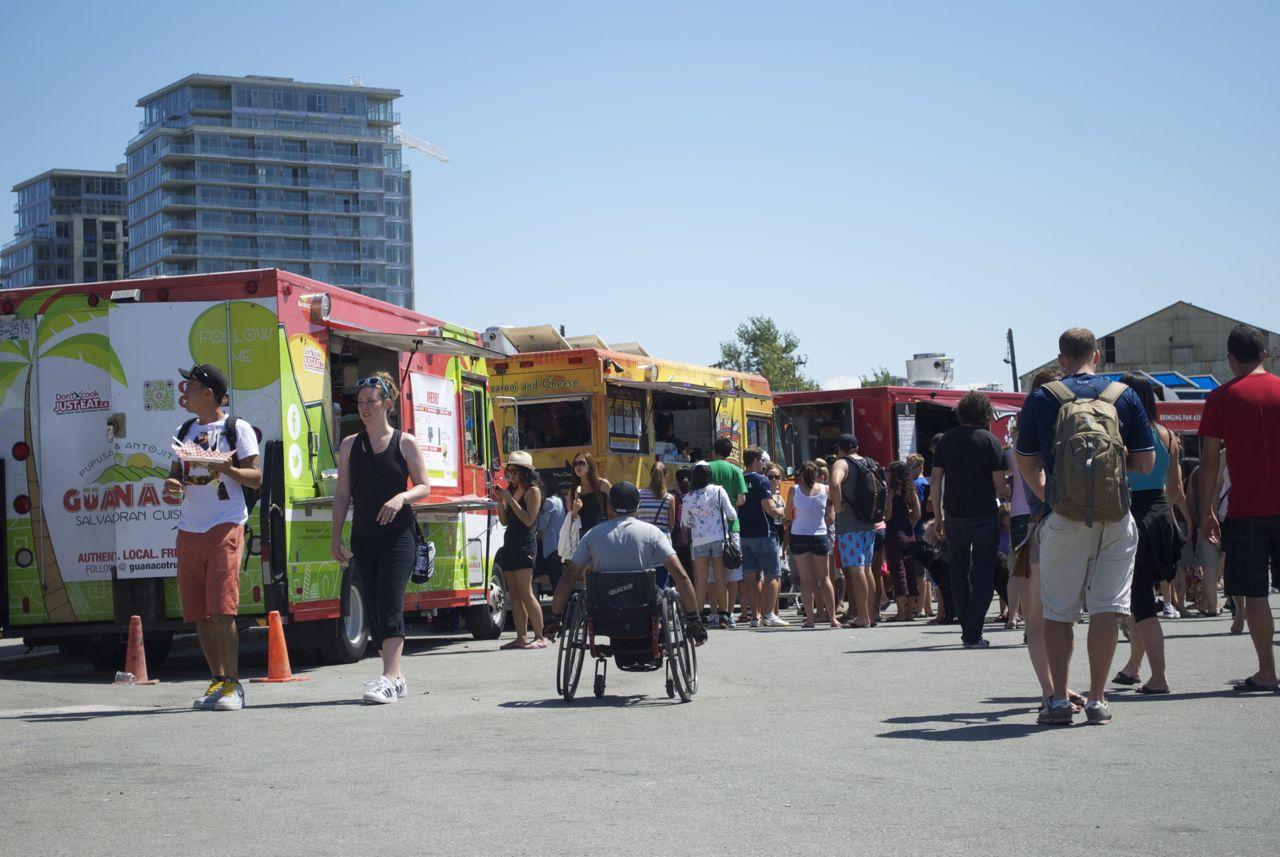 Vancouver Food Cart Fest 2013