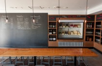 Where to Eat in Vancouver: Salt Tasting Room in Kits