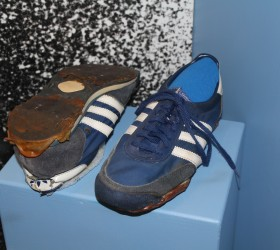 Terry Fox's Shoes