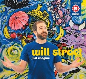 giveaway will stroet just imagine free concert tickets kid-friendly toronto