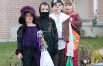 Plan a Green and Frugal Halloween with a Costume Swap