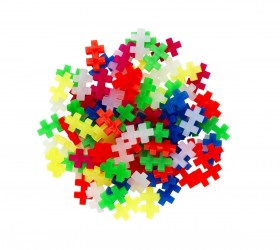 holiday shopping plus-plus building toy blocks