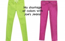 Where to Shop in Vancouver: Checking out Joe's Jeans