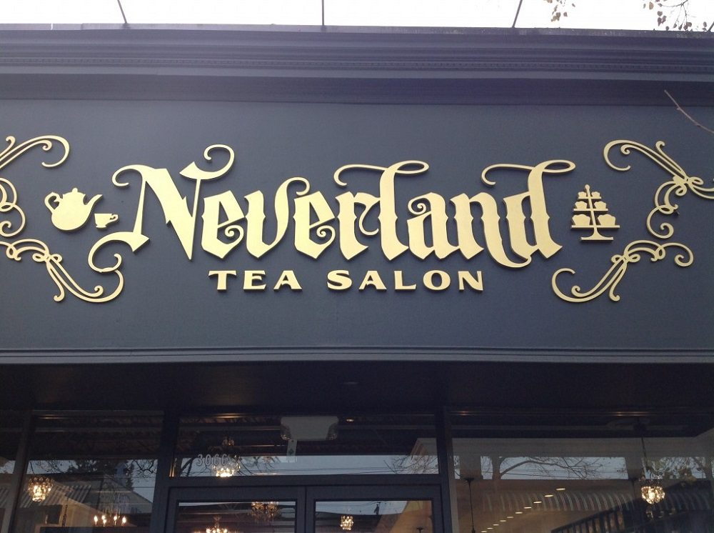 Where to eat in vancouver neverland tea salon vancouver mom for A salon vancouver