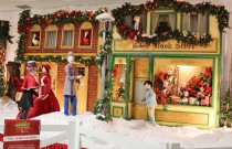 Kid-Friendly Vancouver: Christmas at Canada Place