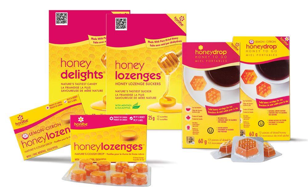 giveaway honibe wellness