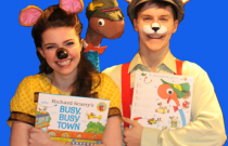 Kid-Friendly Vancouver Theatre: Busytown