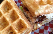 Where to Eat in Vancouver: Miura Waffle + Milk Bar