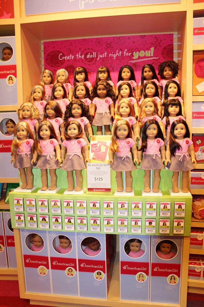 American Girl Boutique Vancouver