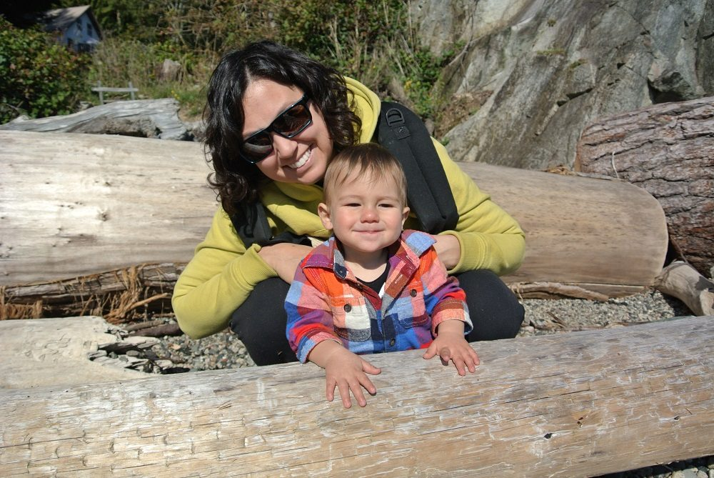lindsay coulter david suzuki queen of green mom bloggers
