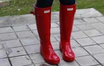 Vancouver Mom Style: Rainy Day Fashion