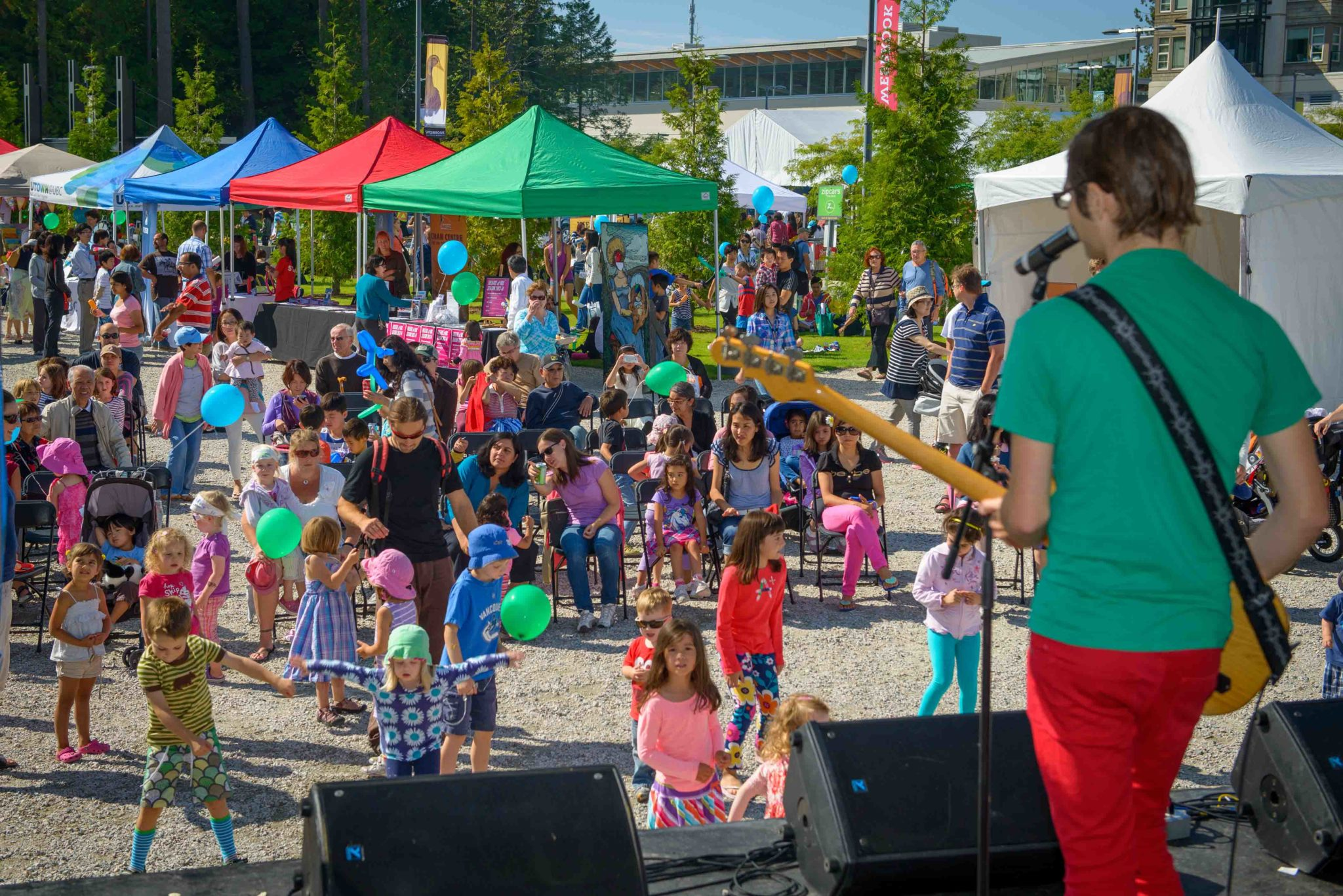 kid-friendly vancouver wesbrook village community festival