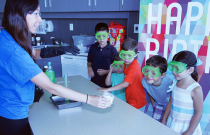 Kid-Friendly Vancouver: Educational Birthday Parties