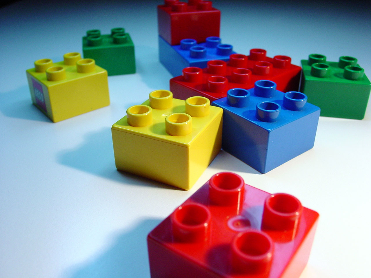 Lego Block Party @ Vancouver Public Library