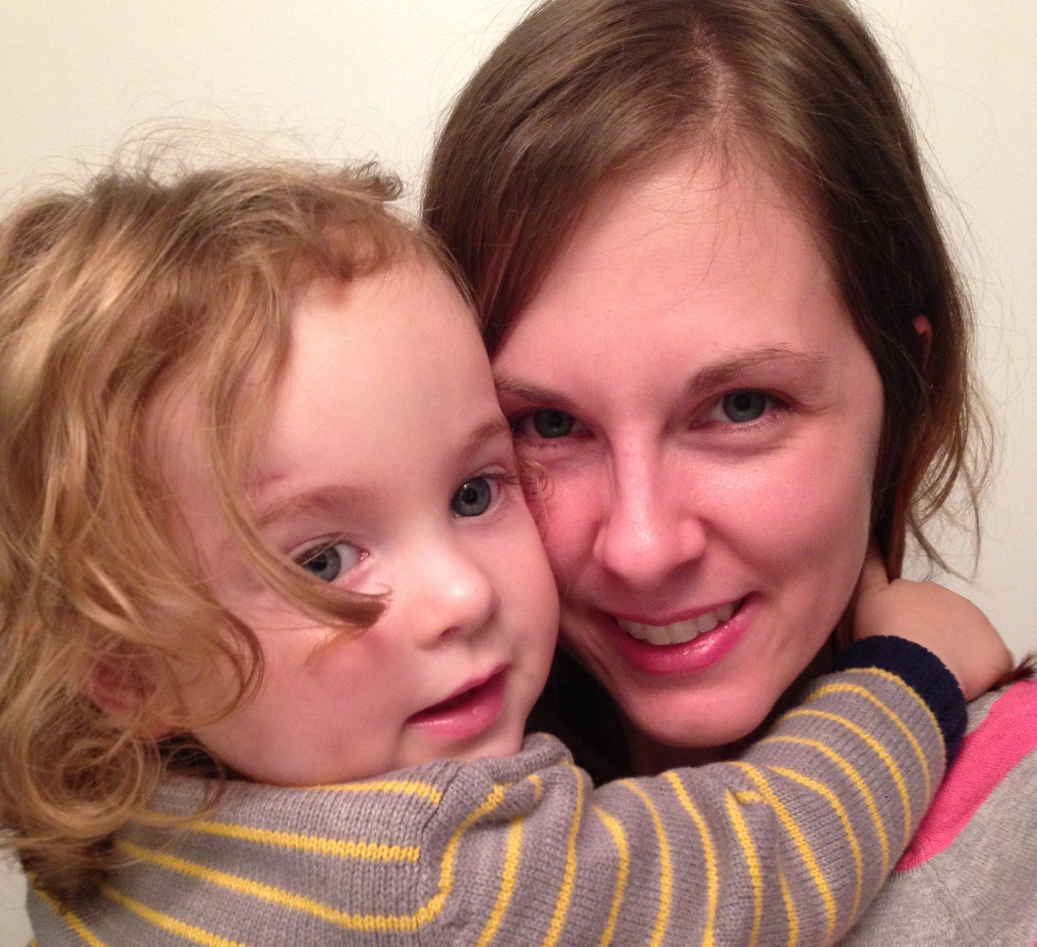 cancer survivor and mom hillary westover