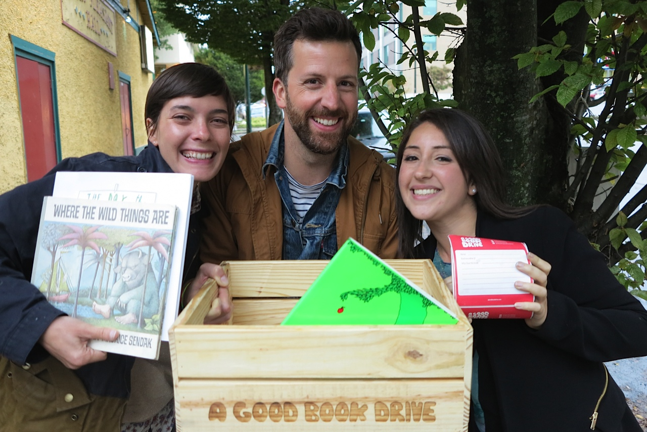 a good book drive vancouver
