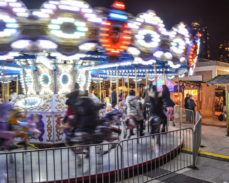 vancouver christmas bicycle melissa bruntlett