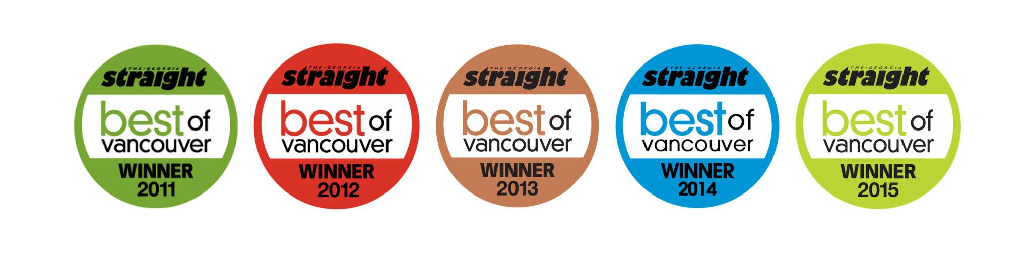 Best of Van (2011 - 2015)