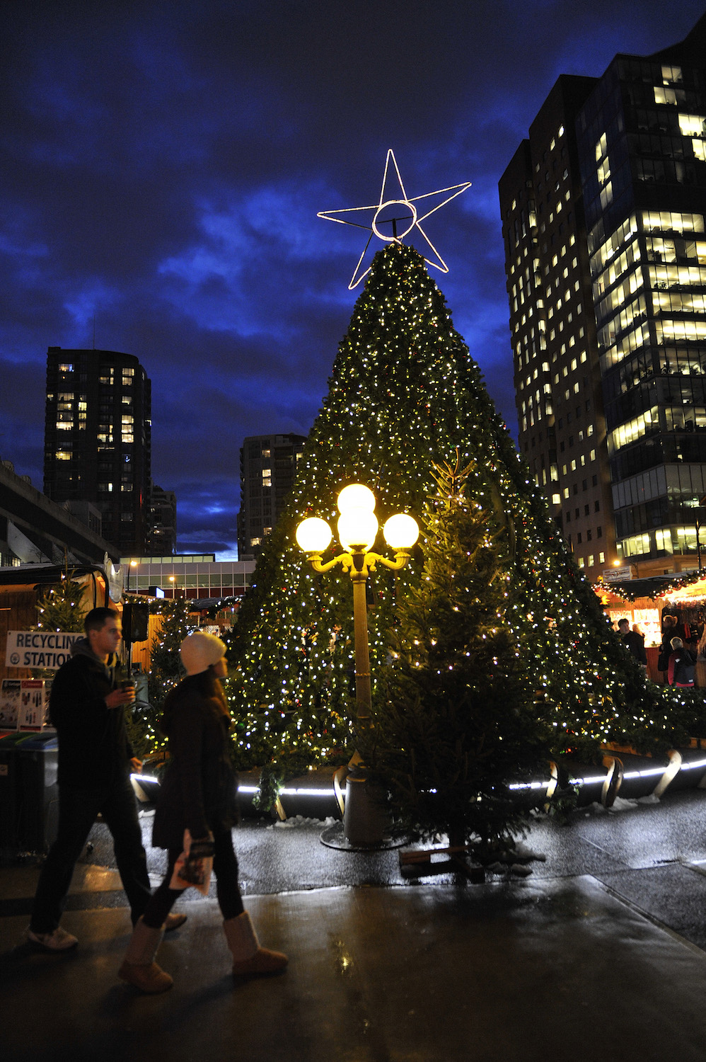 Vancouver Christmas Market -