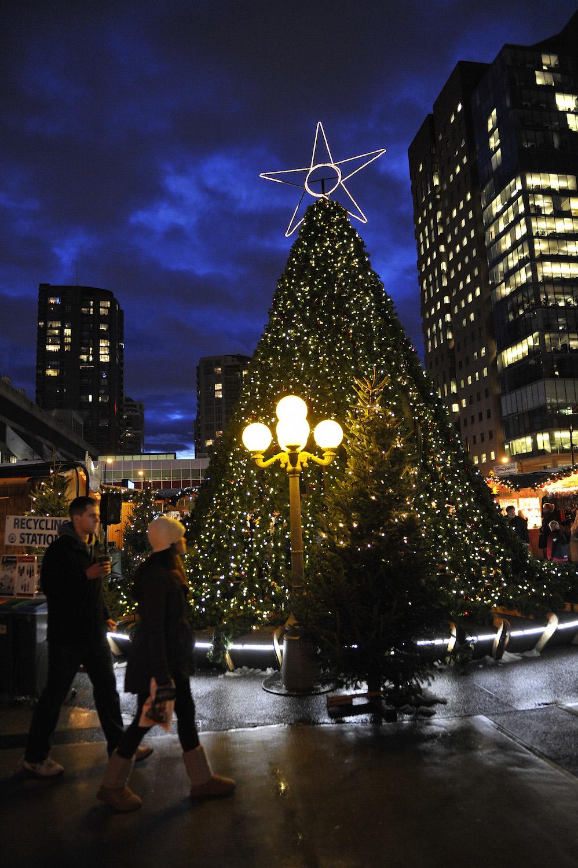 Vancouver Christmas Market -