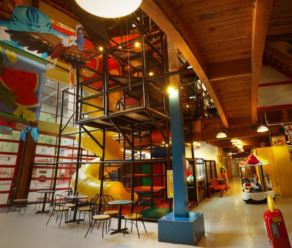 Cheap rainy day activities for kids in vancouver for Indoor play activities