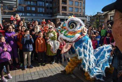 wesbrook chinese new year