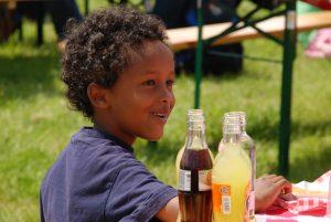 picnic child