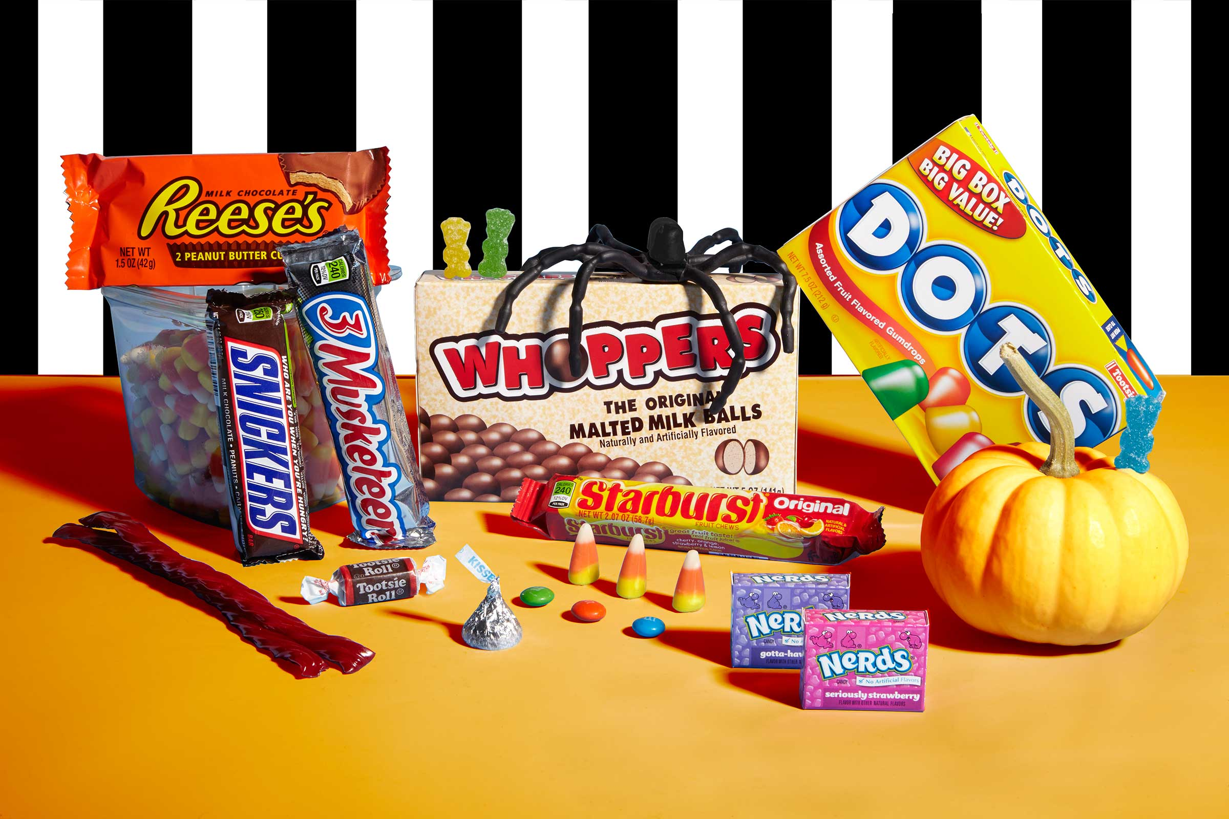 halloween-candy-calories-group